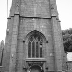 St. Cleer parish church belltower