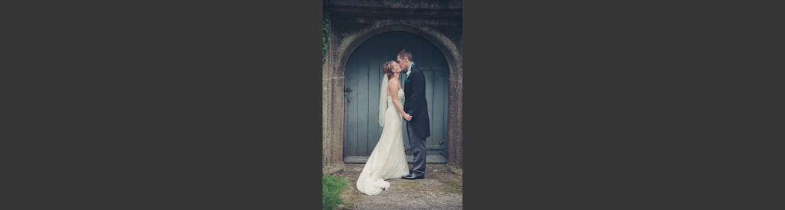 Will & Rachael's charming cornish wedding