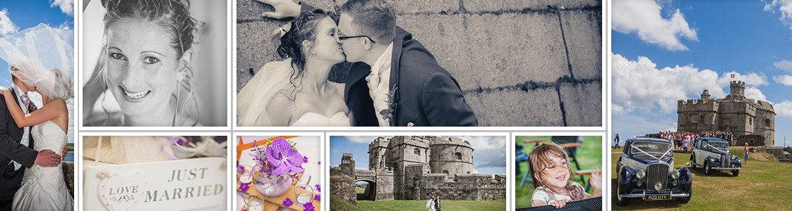 Greg & Hannah's Wedding at Pendennis Castle Falmouth
